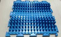 Ортопедическое напольное покрытие  25.0, каучук, Россия, шипы от меньшего к большему, 25.0