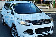 Дефлектор Капота Мухобойка Ford Kuga с 2013 г.в.