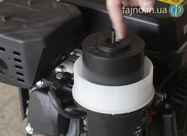 Двигатель Weima WM-170 с редуктором воздушный фильтр