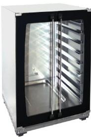 Шкаф расстоечный Unox XLT135, на 8 противней 460х330