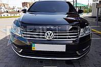 Дефлектор Капота Мухобойка VW Passat B7
