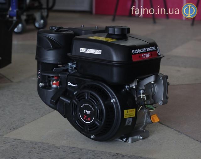Двигатель  с редуктором  Weima WM-170