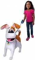 Интерактивная мягкая игрушка Spin Master Secret Life of Pets Макс 27 см (6034130)