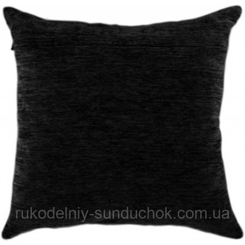Обороты для подушек ТМ Чарівниця VВ-59 Черный