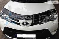 Дефлектор Капота Мухобойка Toyota RAV-4 2013-2016