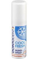 Спрей для полости рта освежающий  DONTODENT Mundspray cool fresh, 15 ml