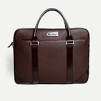 Портфель мужской В14 коричневый