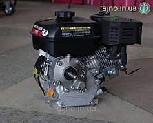 Двигатель бензиновый Weima WM-170 FR (редуктор с обратным вращением вала, 7 л.с., шпонка 15 мм )