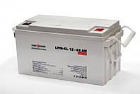Аккумулятор гелевый LogicPower LPM-GL 12V  65AH