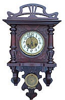 Настенные старинные часы (с боем)