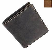 Мужской кожаный маленький кошелек Visconti VSL21 Saber с защитой RFID