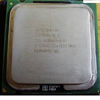 Процессор  Intel Celeron D 326 (256K Cache, 2.53 GHz, 533 MHz FSB. s478/775)