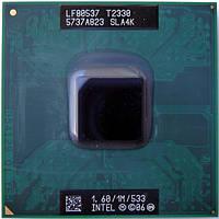 Процессор Intel Pentium T2330 (1M Cache, 1.60 GHz, 533 MHz FSB)
