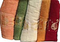 Лицевые турецкие полотенца