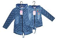 Ветровка джинсовая детская для девочки CL-045, фото 1