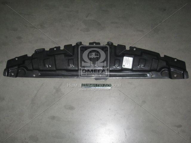 Защита бампера переднего MAZDA 3 2004- (пр-во TEMPEST)