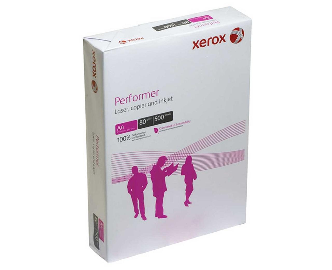Бумага А4 Xerox Performer 80 г/м2, 500 л.п.