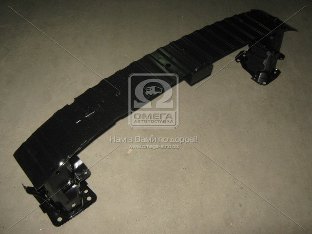 Шина бампера переднего MAZDA 3 (Мазда 3) 2004- (пр-во TEMPEST)
