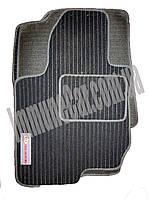 Велюровые ковры для KIA из материала LUX с высоким ворсом