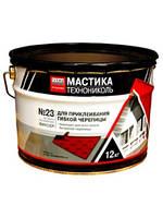 ОПТ - Технониколь ФИКСЕР 12 кг Мастика битумная