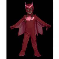 Герої в масках - Костюм Оулетт Амайа - Pj Masks - Пі-Джей Маски Світитися у темряві, фото 1
