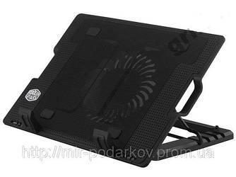 Подставка для ноутбука кулер ColerPad ErgoStand с подсветкой (181, 928) 9-17 дюймов