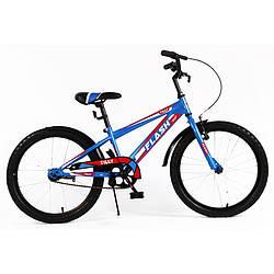 Велосипед TILLY FLASH 20 BT-CB-0047 BLUE