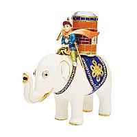 Воин на слоне