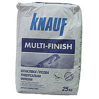 Шпаклевка Knauf Multi-finish (Кнауф Мульти-финиш) 25кг