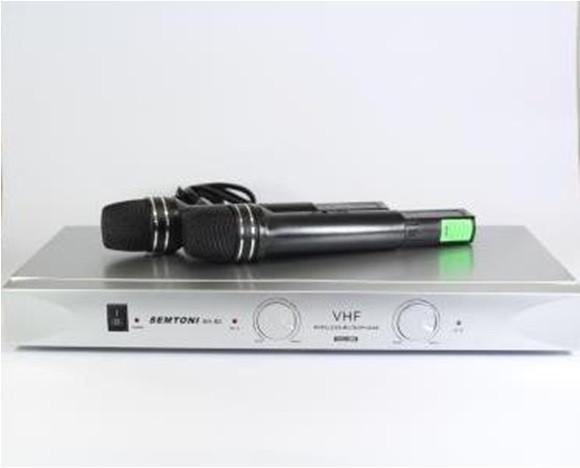 Комплект два беспроводных микрофона и база Semtoni SH-80
