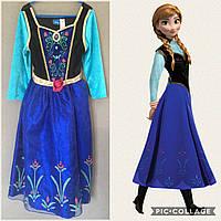 Платье принцессы Анны (Холодное сердце)