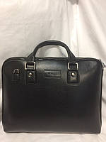 Кожаный портфель KARYA