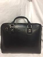 Кожаный портфель KARYA, фото 1
