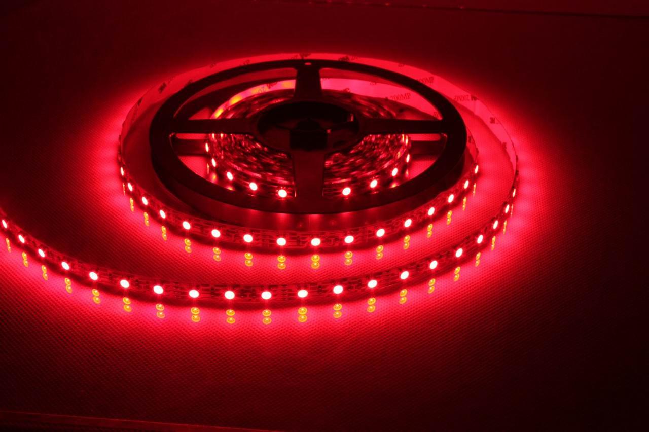 Светодиодная LED лента 5050 Красная