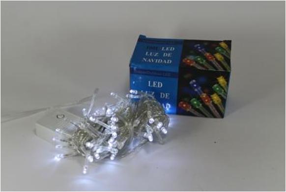 Новогодняя светодиодная гирлянда 120P ICICLE B Сосулька ( 120 светодиодов ) Цвет белый