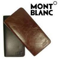 Стильный клатч - портмоне мужской Montblanc ( Монтбланк ) мужской кошелек