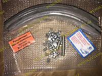 Ремкомплект задних тормозных колодок Ваз 2108 2109 21099 2113 2114 2115 2110 2111 2112 накладки+заклепки, фото 1