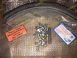 Ремкомплект задних тормозных колодок Ваз 2108 2109 21099 2113 2114 2115 2110 2111 2112 накладки+заклепки, фото 6