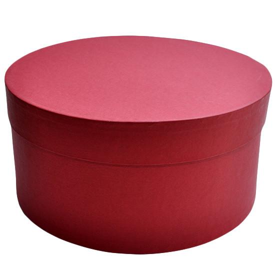 Шляпная коробка 25*14 см