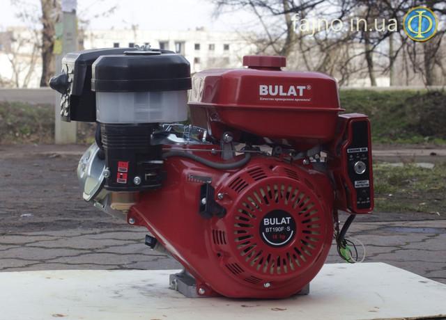 Бензиновый двигатель 16 л.с. Булат 190 FS фото