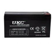 Гелевый аккумулятор Gel BATTERY UKC 6V 7A