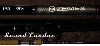 Фидер ZEMEX Grand Feeder 10ft 3,00м (до 60гр)