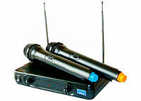 UKC Evolution Wireless EW-500H Профессиональная радио система с двумя без проводными микрофонами и гарнитурой