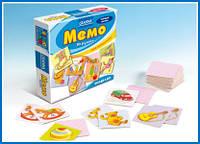 Настольная развивающая игра Мемо. Іграшки Мемо. Игрушки Granna 2-4 лет 1-4 игроков