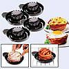 Набор форм для выпечки бекона Perfect Bacon Bowl cъедобная тарелка, фото 2