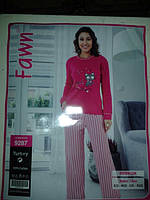 Пижама женская   9287