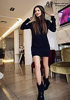 Платье-туника женская на флисе TM B&H