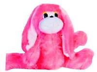 Мягкая игрушка Заяц 000013, длинные уши большой 000013