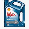Моторное масло Shell Helix HX7 10W-40 (4л)