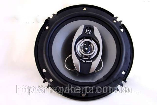 Автомобильная акустика колонки Pioneer TS-A1673E 16см, купит Динамики TS A1673E. 1673